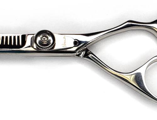 Vincent Platinum Thinning Shears 6""