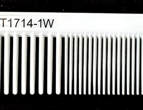All Purpose Hook Comb 7 ¼""