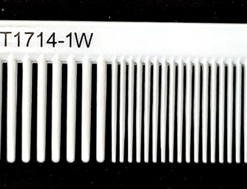 "All Purpose Hook Comb 7 ¼"""