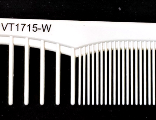 All Purpose Styling Comb 7 ¼""