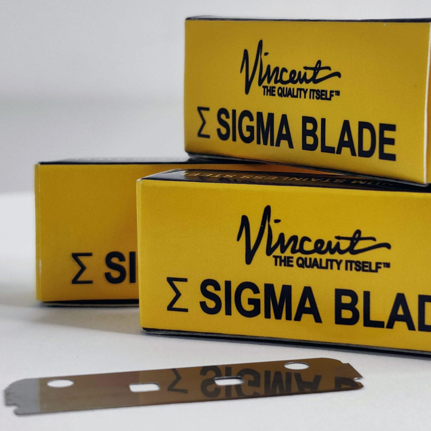 Vincent Sigma Blade for Professional Shaving and grooming